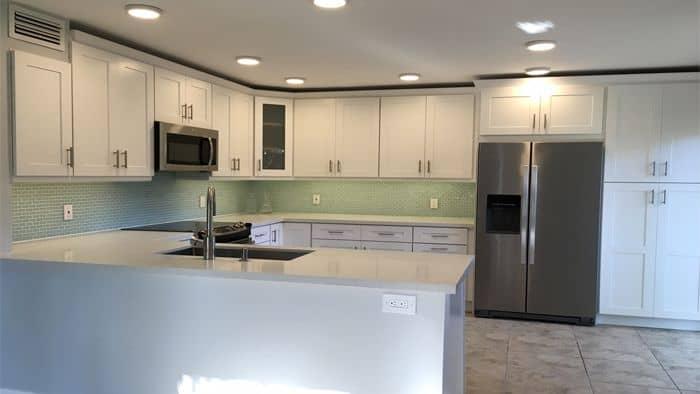 Dove White Kitchen2